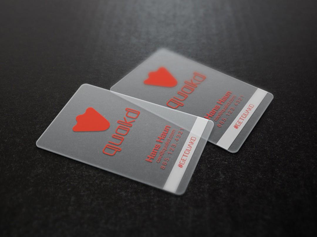 Quakd™ Cards
