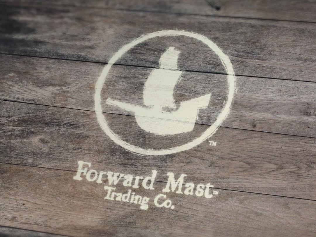 Forward Mast